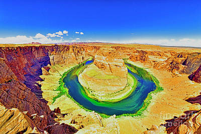 Photograph - Horseshoe Bend, Arizona by Bipul Haldar