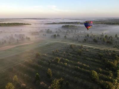 Photograph - Hot Air Balloon 4 by Stefan Mazzola