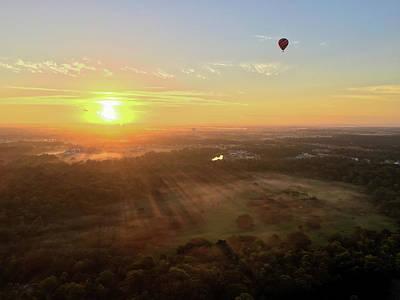 Photograph - Hot Air Balloon 5 by Stefan Mazzola