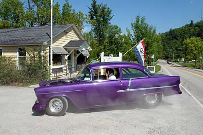 Wall Art - Photograph - Purple 55 by Rik Carlson