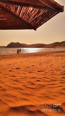Travel - Hot Sand by Vicki Spindler