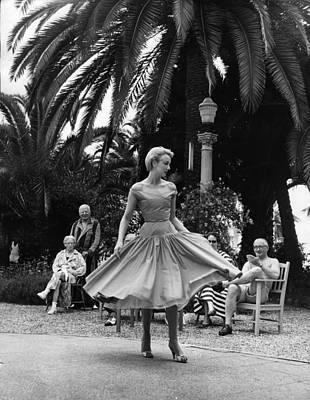 Photograph - Hotel Fashion by Bert Hardy