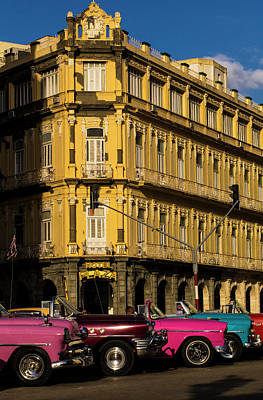 Photograph - Hotel Plaza Havana by Levin Rodriguez
