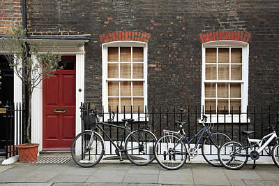 Photograph - House In London by Imagestock
