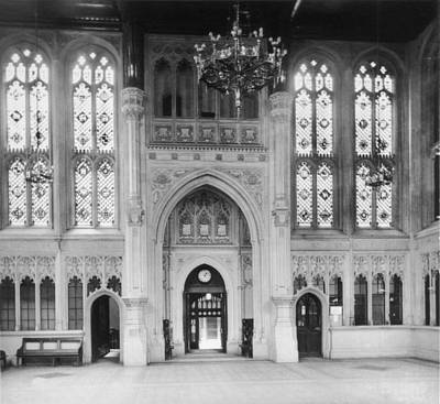 Photograph - House Of Commons by London Stereoscopic Company