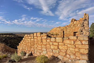 Photograph - Hovenweep Outlier by Kathleen Bishop