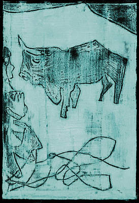 Digital Art - How The Camel Got His Hump Digital And Drawings 16ed2 by Artist Dot