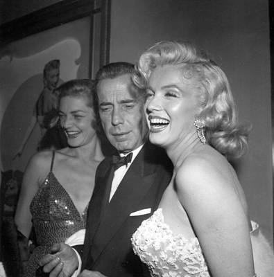 Photograph - How To Marry A Millionaire Premiere by Michael Ochs Archives