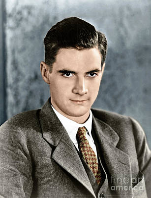Photograph - Howard Hughes by Granger