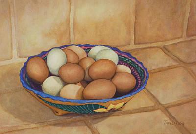 Huevos Aracanas Original