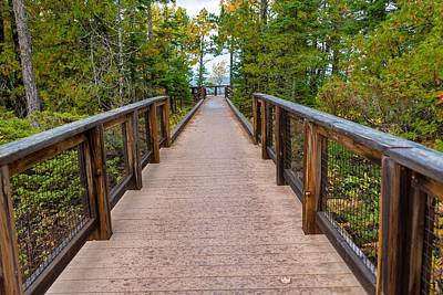 Photograph - Hunter's Point At Copper Harbor by Susan Rydberg