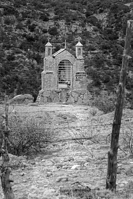 Photograph - Hwy 5 Shrine by Jeff Brunton