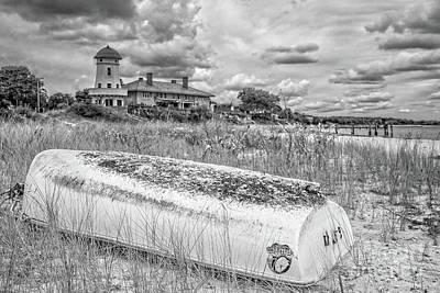 Hyannis Port Barnstable, Ma On Cape Cod Art Print