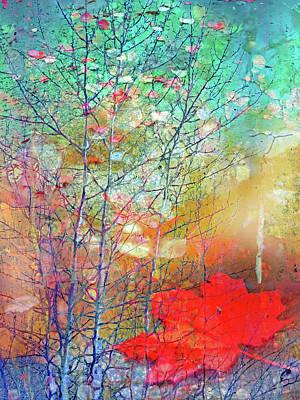 Digital Art - I Am So Much More Than Just A Fallen Leaf by Tara Turner