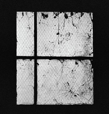 Photograph - I Don't Do Windows by Carl Young