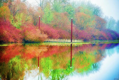 Photograph - I Dream Of Autumn by Dee Browning