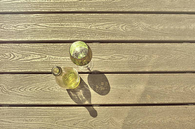 Photograph - I Drink Alone by Jamart Photography