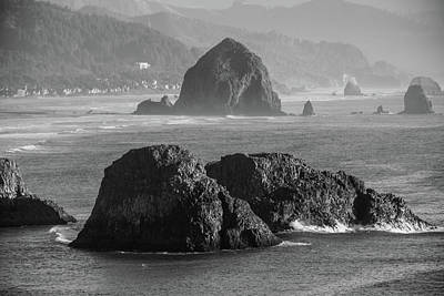 Photograph - I See Haystack by Kristopher Schoenleber