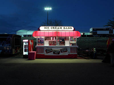 Photograph - Ice Cream Bars by Dwight Eschliman