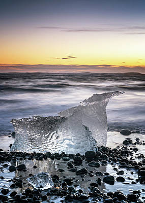 Photograph - Iceberg by Framing Places