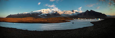 Photograph - Iceland Panorama by Peter OReilly
