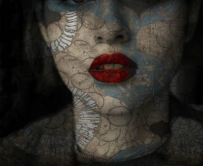 Story Wall Art - Mixed Media - I'll Never Fall In Love Again  by Paul Lovering