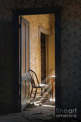 Photograph - Illuminating The Past by Sandra Bronstein