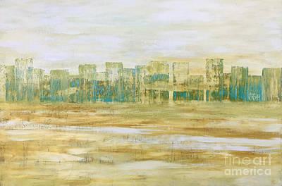 Painting - The Illusion by Wonju Hulse
