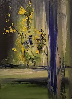 Painting - Illusions Of Spring      Ap8 by Cheryl Nancy Ann Gordon
