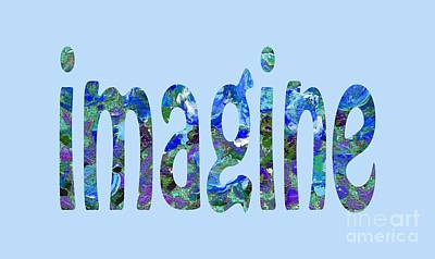 Digital Art - Imagine 1008 by Corinne Carroll
