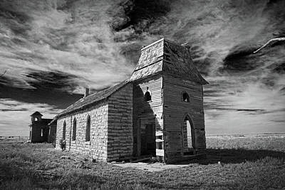 Photograph - Immanuel Lutheran Church by Ron Weathers