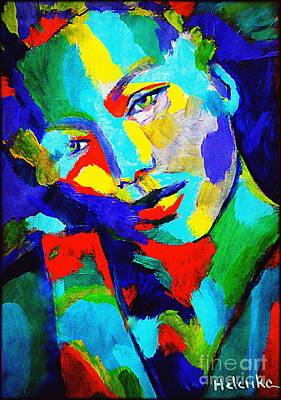 Painting - Immense Quiet by Helena Wierzbicki