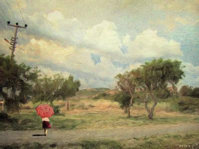 Impressionism Paintings - Impressione by Zapista Zapista