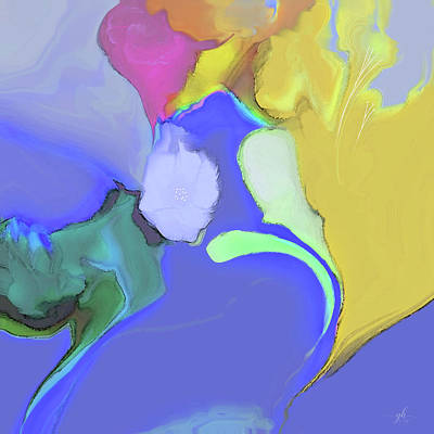 Digital Art - Impromptu by Gina Harrison