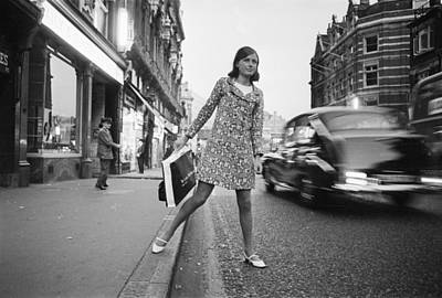 Photograph - In Fleet Street by M. Mckeown