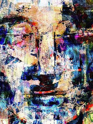 Impressionism Digital Art - In Honor Of Ralph by Lynn Colwell
