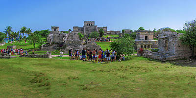 Photograph - In The Footsteps Of The Maya by Sun Travels
