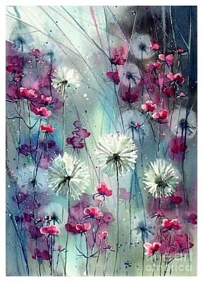In The Night Garden - Pink Buds  Original