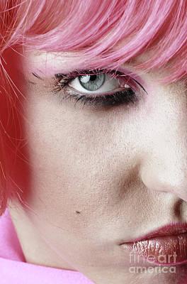 Unicorn Dust - In Vivid Pink by Robert WK Clark