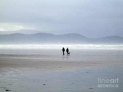 Photograph - Inch Strand Kerry by Pauline Christie