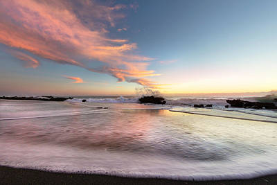 Photograph - Incoming Tide by Debra and Dave Vanderlaan