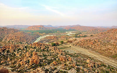 Karnataka Photograph - Incredible India by Never Let Fear Stop Creativity