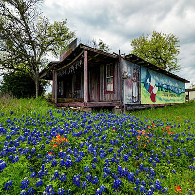 Photograph - Independence Texas by David Morefield