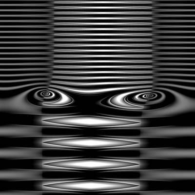 Digital Art - Indettable by Andrew Kotlinski