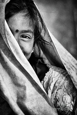 Photograph - Indian Smile by Tim Gainey