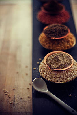 Photograph - Indian Spice by Shovonakar