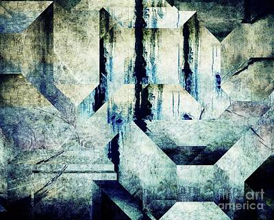 Cubism Wall Art - Digital Art - Industiality - 02 by Variance Collections