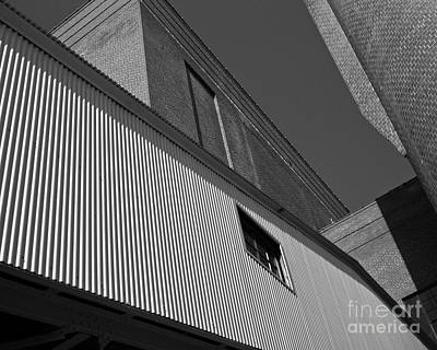 Photograph - Industrial Abstract by Patrick M Lynch