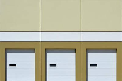 Photograph - Industrial Minimalism 21 by Stuart Allen