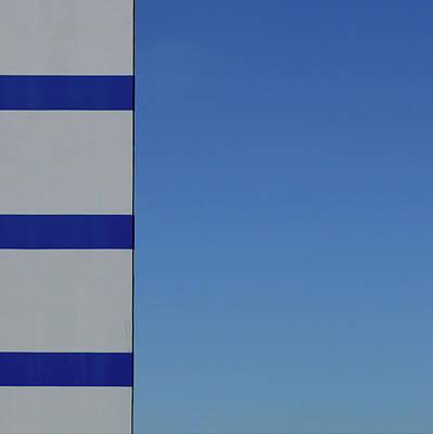 Photograph - Industrial Minimalism 22 by Stuart Allen